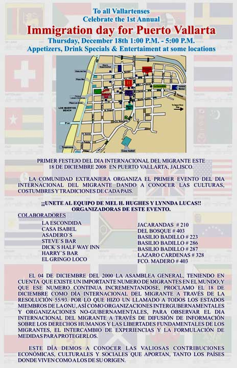 Vallarta Immigration Day
