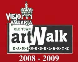 Puerto Vallarta Art Walk Poster