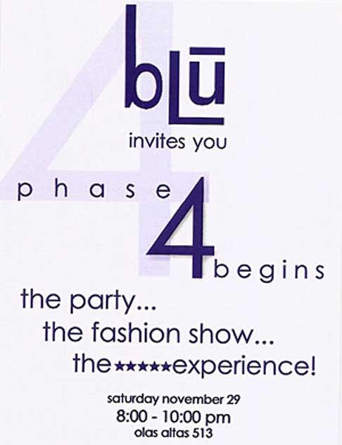 Blu's Street Party in Puerto Vallarta