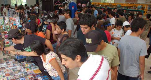 Comic Convention in Puerto Vallarta