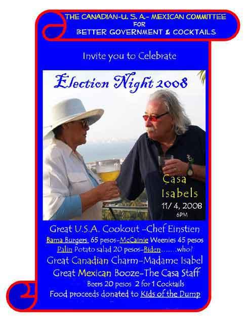 Election Bash