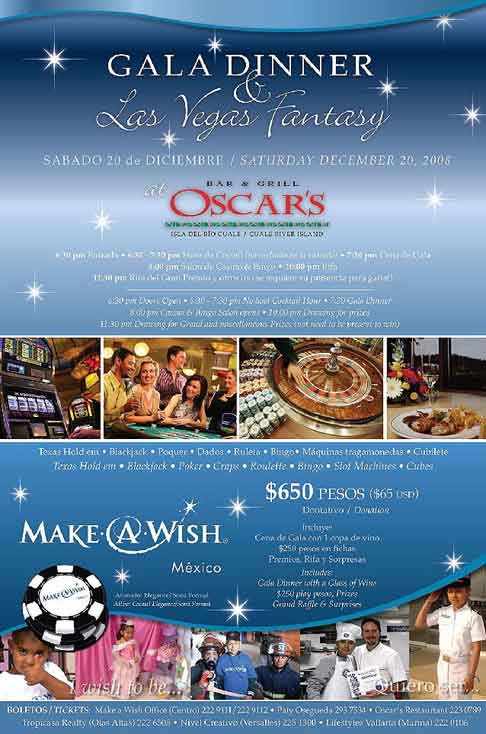 Make a Wish Las Vegas Fantasy