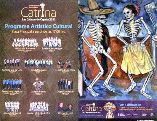 Capula Catrina Festival