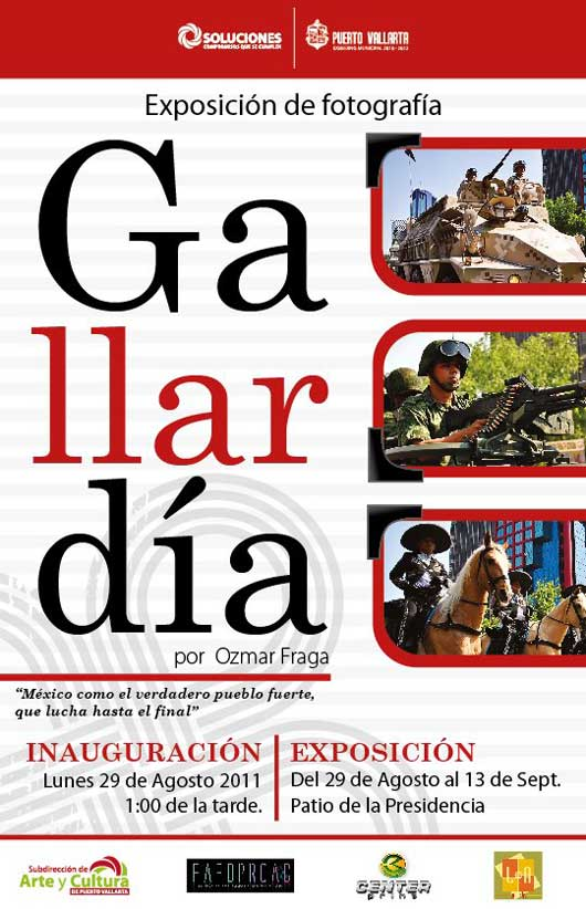 Gallardia Photo Exhibition