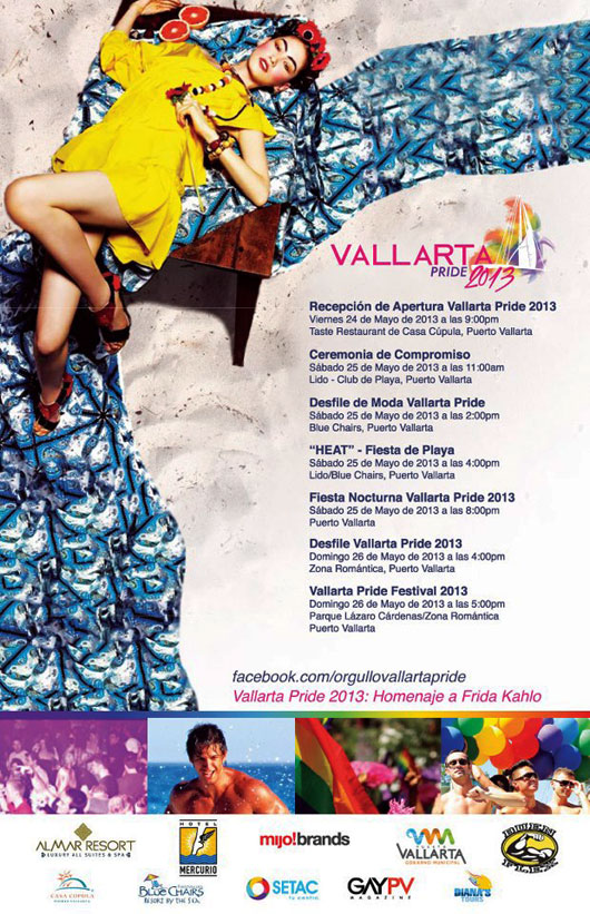 Puerto Vallarta Gay Pride Week