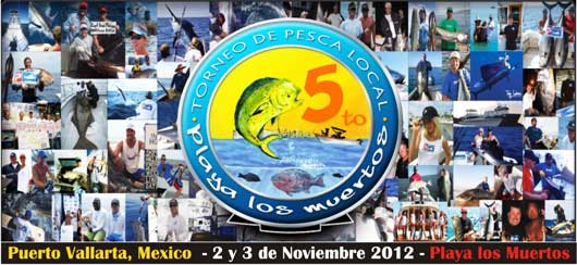 5th Annual Los Muertos Pier Fishing Tournament
