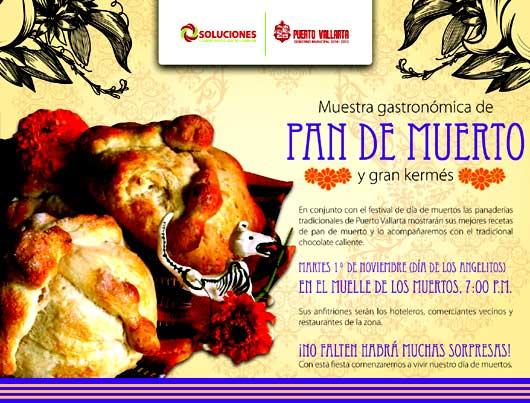Pan de Muerto Fiesta
