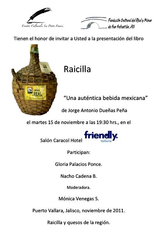 Raicilla - una autentica bebida mexicana