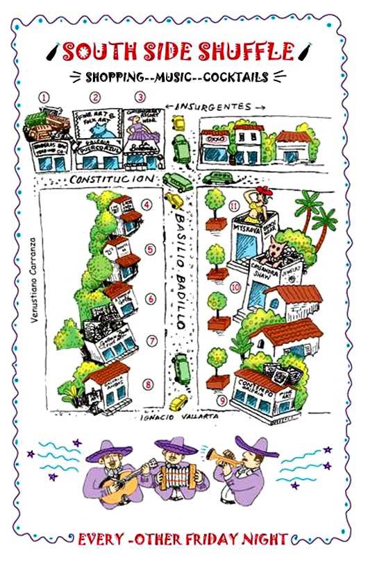 Puerto Vallarta Southside Shuffle