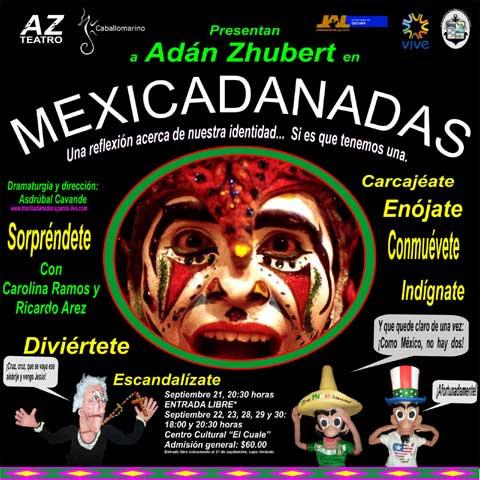 Mexicadanadas Poster