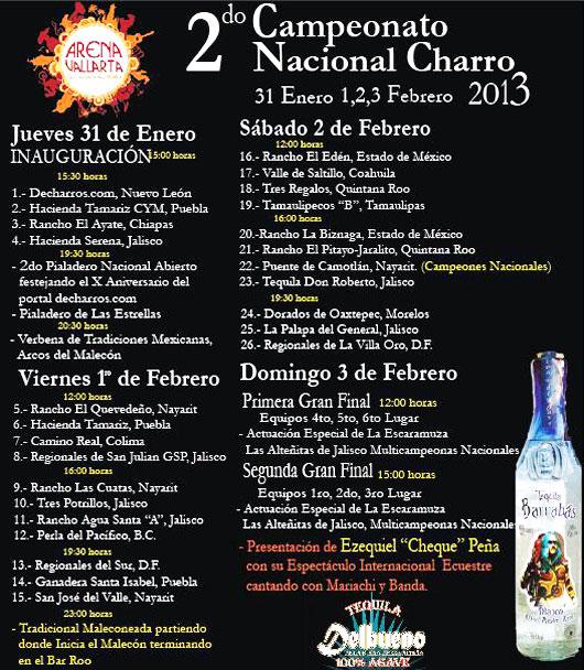 charreada program