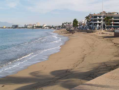 The Puerto Vallarta Beach