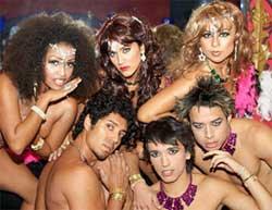 Broadway Cabaret cast
