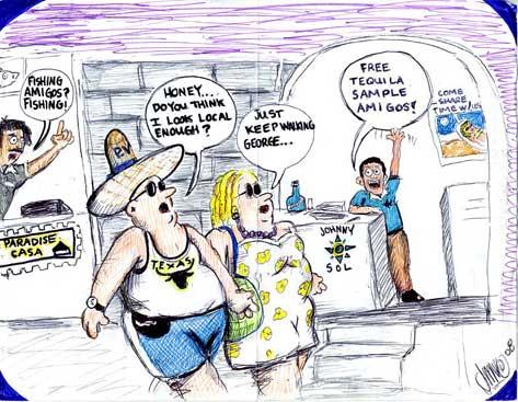 PVScene Cartoon Contest, Joe Valencia