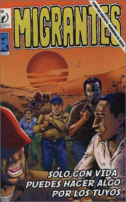 Migrantes Comic Book