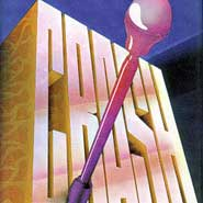 Crash book cover