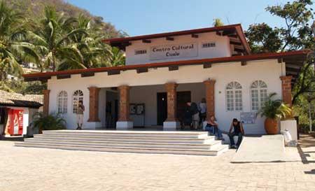 Puerto Vallarta Cuale Cultural Center