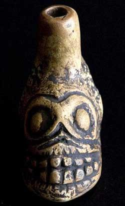 Aztec Deth Whistle