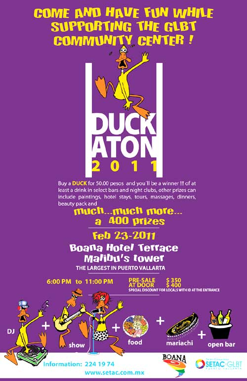 puerto vallarta duckathon 2011