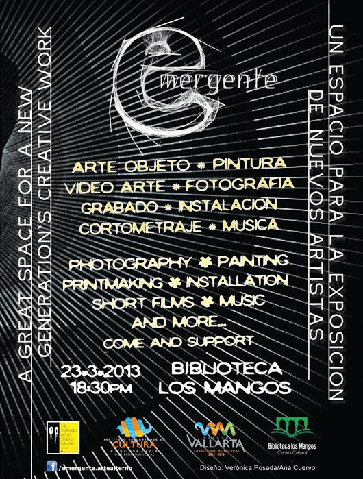 EMERGENTE art show