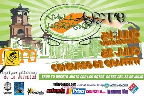 VallARTE URBANO Graffiti Contest
