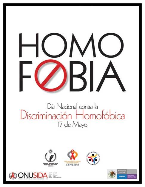 Día Nacional contra la Discriminación Homofóbica