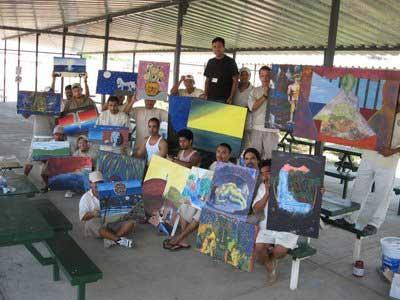 Puerto Vallarta Jail Artists