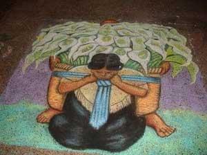 Puerto Vallarta Street Painting
