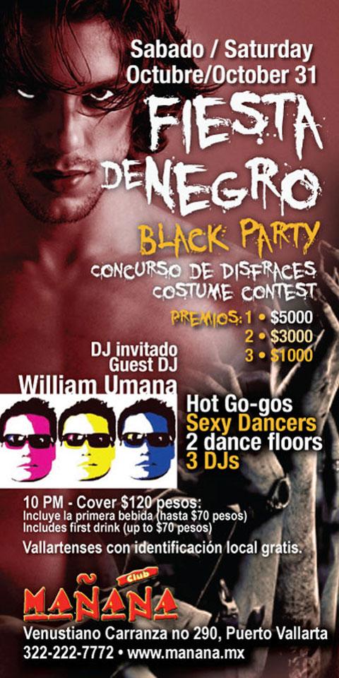 Puerto Vallarta Halloween 2009
