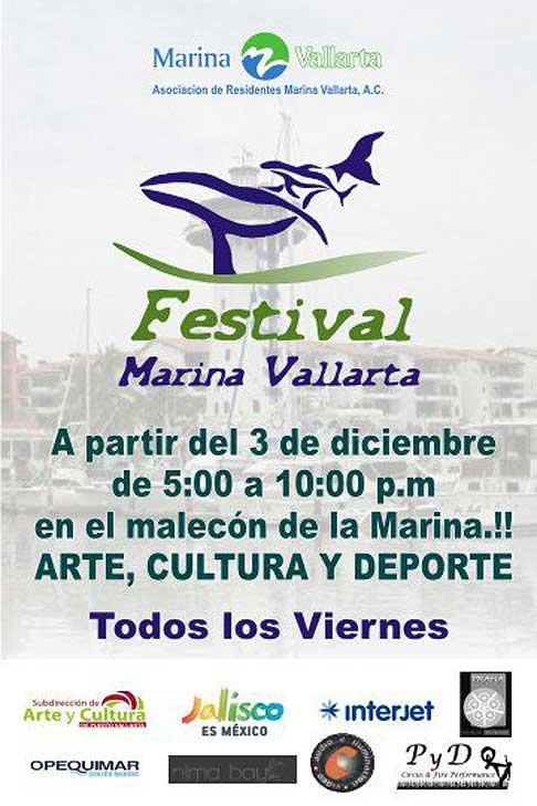 marina vallarta festival
