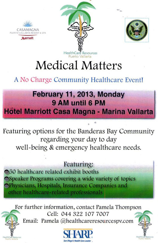 Medical Matters!