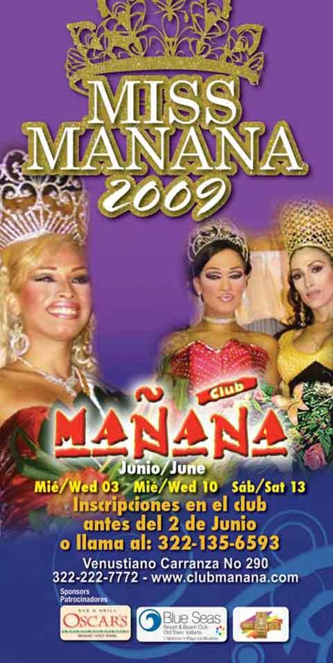 miss manana 2009