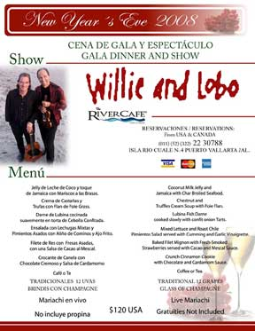Willie and Lobo 2007