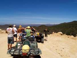 ATV to Tehuamixtle