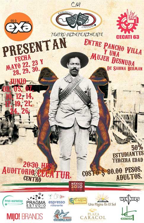 Entre Pancho Villa y La Mujer Desnuda