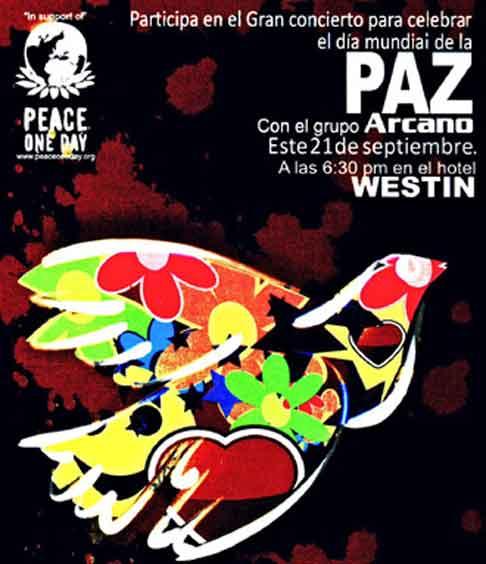 Peace Day 2008 Vallarta