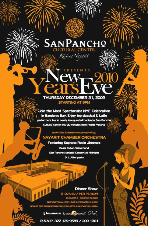 San Pancho Classical Concert brings in the 2010 New Year