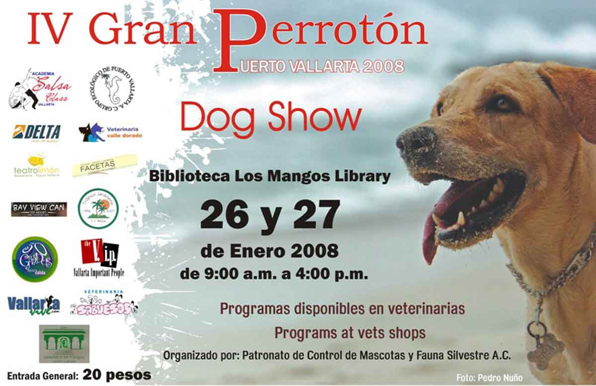 Puerto Vallarta Dog Show
