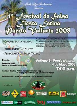 Salsa Fiesta Latina
