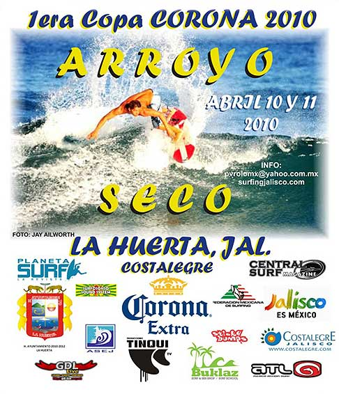 surf-arroyo seco