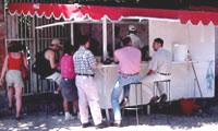 puerto vallarta taco stand