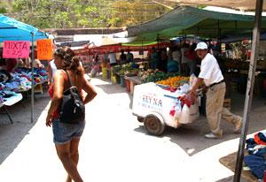 puerto vallarta Remance mercado