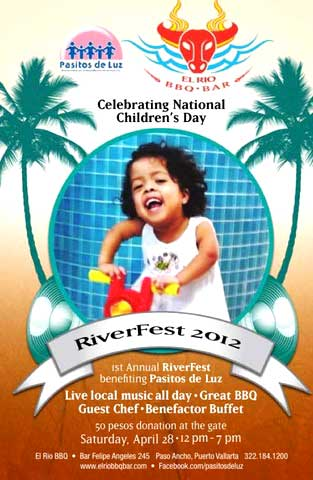 Vallarta RiverFest 2012 to Celebrate Children's Day