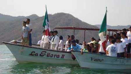 The Yelapa Navy